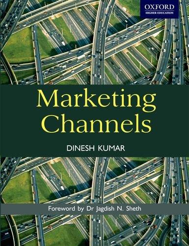 9780198077091: Marketing Channels