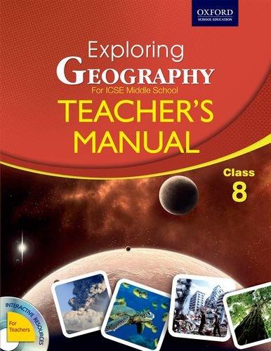 EXPLORING GEOGRAPHY BOOK 8 TM: ICSE GEOGRAPHY: LAHIRI, MANOSI