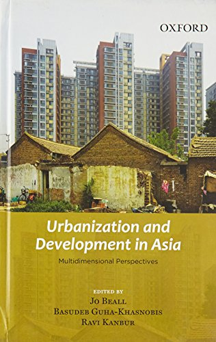 Urbanization and Development in Asia : Multidimensional