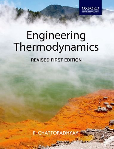9780198078876: Engineering Thermodynamics, Revised 1st Edition (Oxford Higher Education)