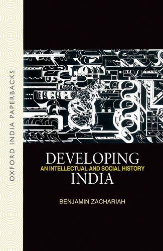 9780198086079: Developing India (OIP): An Intellectual and Social History, c. 1930-50 (Oxford India Paperbacks)