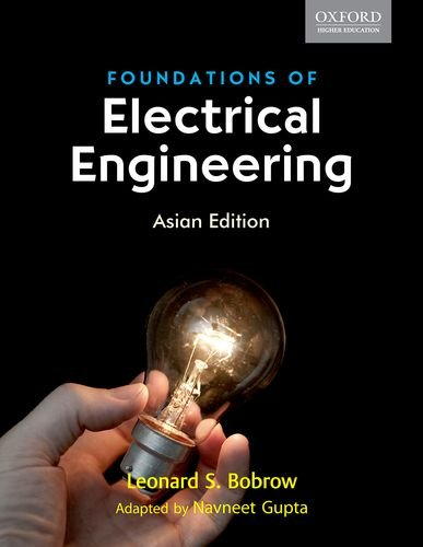 9780198086895: Foundations Of Electrical Engineering