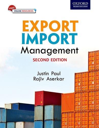 9780198089407: Export Import Management