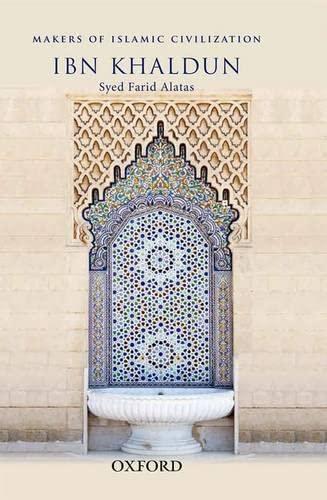 9780198090458: Ibn Khaldun (Makers of Islamic Civilization)