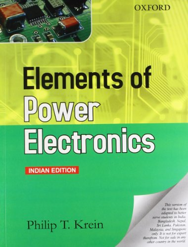 9780198090496: Elements of Power Electronics