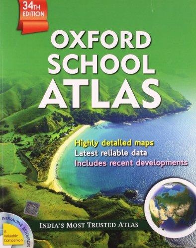 9780198092469: Oxford School Atlas