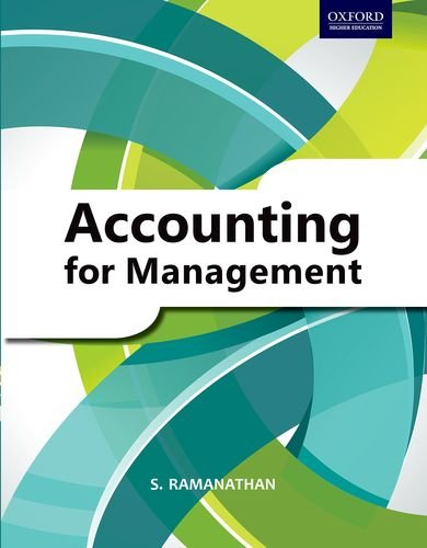 9780198093312: Accounting for Management: A Basic Text in Financial and Management Accounting