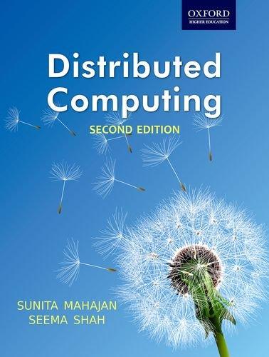 9780198093480: Distributed Computing