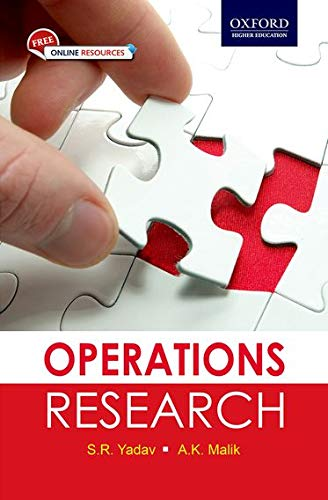 9780198096184: Operations Research