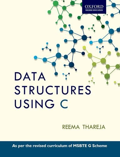 9780198096221: Data Structures Using C for MSBTE