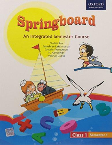 Springboard Semester Course Class 1, Semester 1: Roy Vibha Singh