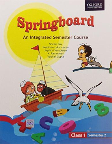 Springboard Semester Course Class 1, Semester 2: Roy Vibha Singh