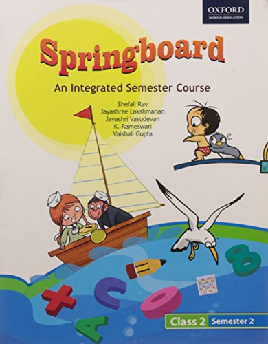 Springboard Semester Course Class 2, Semester 2: Roy Vibha Singh
