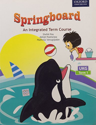 Springboard Term Course UKG Term 1: Roy Vibha Singh