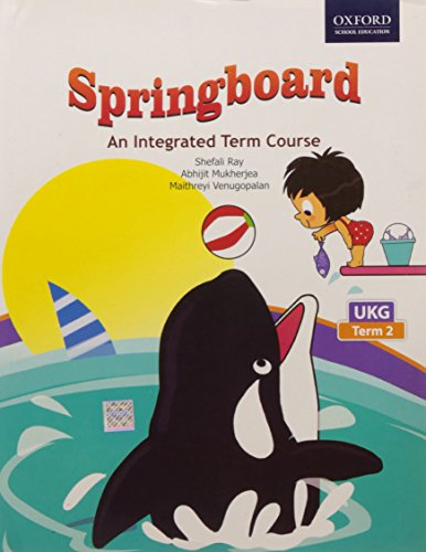 Springboard Term Course UKG Term 2: Roy Vibha Singh