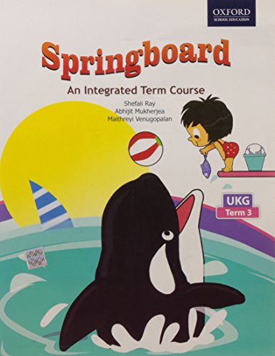 Springboard Term Course UKG Term 3: Roy Vibha Singh