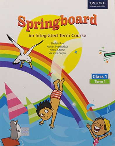 Springboard Term Course Class 1 Term 1: Roy Vibha Singh