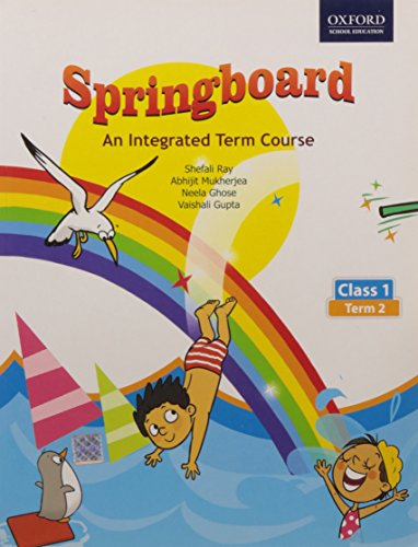Springboard Term Course Class 1 Term 2: Roy Vibha Singh