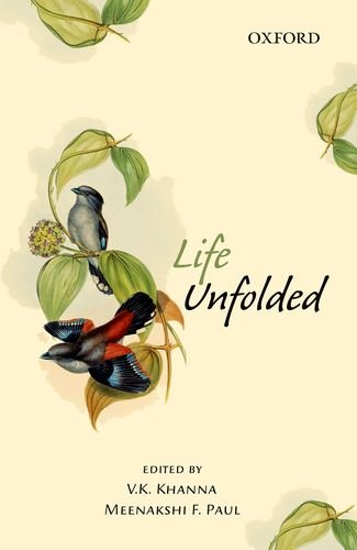 LIFE UNFOLDED: V.K. KHANNA &