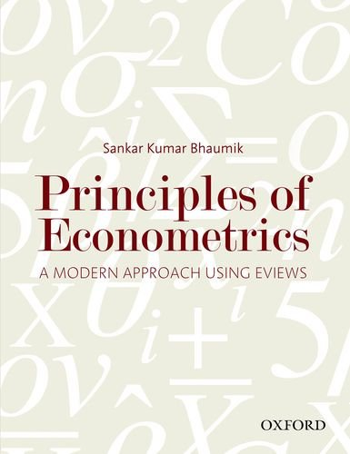 9780198098539: Principles of Econometrics