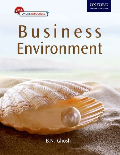 Business Environment: Ghosh,B.N.