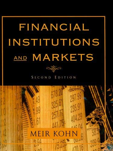 9780198098676: Financial Institutions And Markets, 2Nd Edn