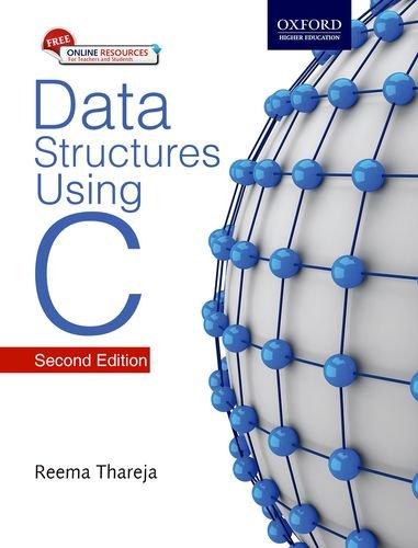 9780198099307: Data Structures Using C