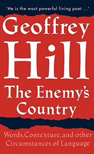 9780198112167: The Enemy's Country: Words, Contexture, and Other Circumstances of Language
