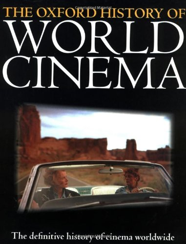 9780198112570: The Oxford History of World Cinema
