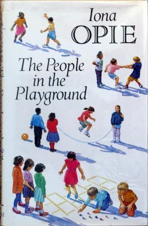9780198112655: The People in the Playground