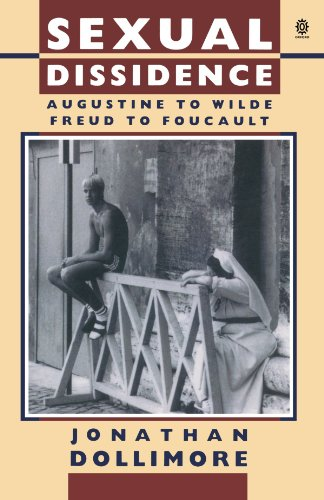 9780198112693: Sexual Dissidence: Augustine to Wilde, Freud to Foucault