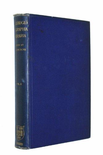 9780198113171: Biographia Literaria (2 volumes)