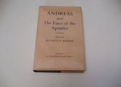 9780198114222: Andreas and Fates of Apostles