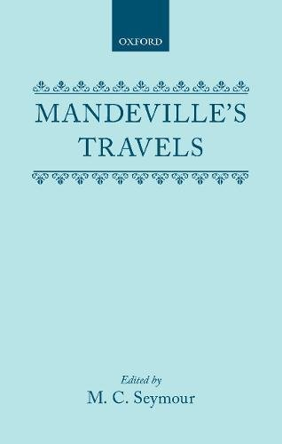 9780198114697: Mandeville's Travels