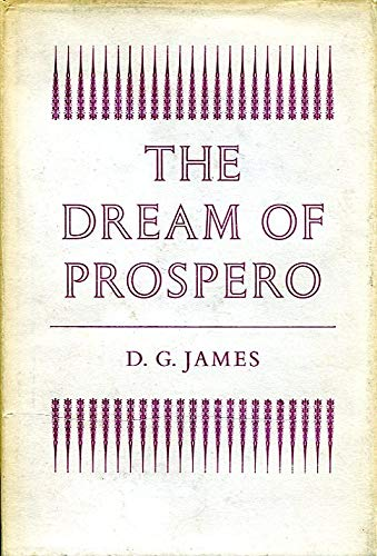 9780198116608: Dream of Prospero