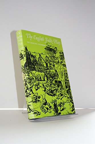 9780198116707: The English Folk-Play