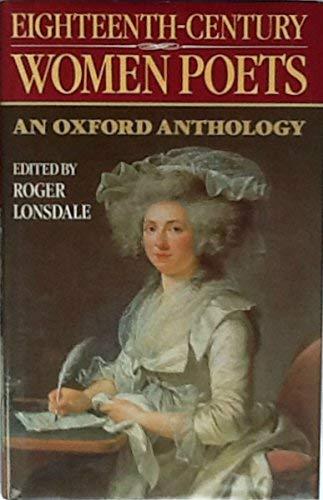 9780198117698: Eighteenth-Century Women Poets: An Oxford Anthology