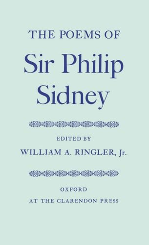 9780198118343: The Poems of Sir Philip Sidney (Oxford English Texts)