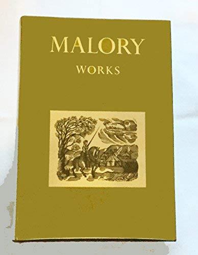 9780198118381: The Works of Sir Thomas Malory (Oxford English Texts)