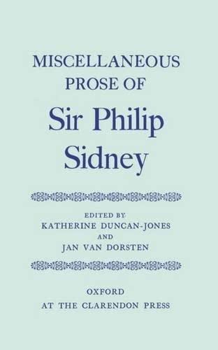 9780198118800: Miscellaneous Prose (|c OET |t Oxford English Texts)