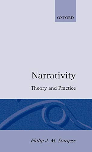9780198119548: Narrativity: Theory and Practice