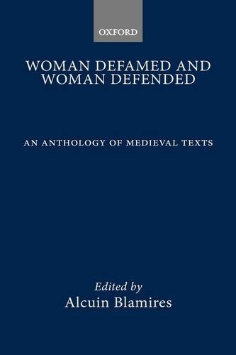 9780198119715: Woman Defamed and Woman Defended: Anthology of Medieval Texts