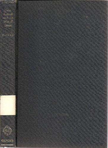 9780198120681: Jane Austen and the War of Ideas