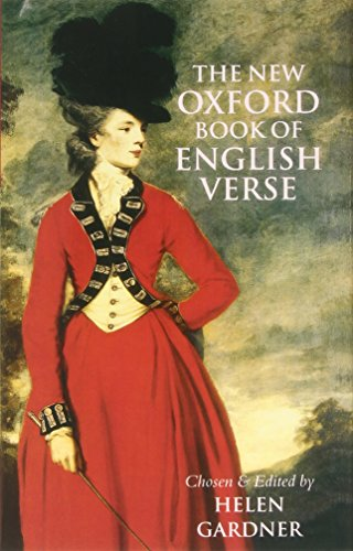 9780198121367: The New Oxford Book of English Verse, 1250-1950
