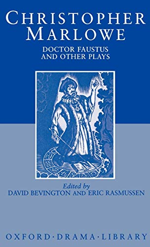 9780198121596: Doctor Faustus and Other Plays: Pts.1 & 2 (Oxford Drama Library)