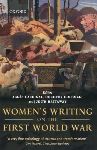 9780198122814: Women's Writing on the First World War