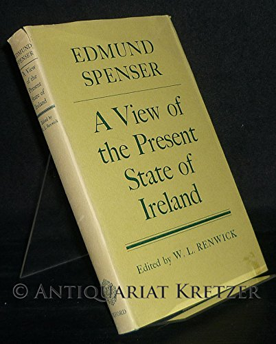 9780198124085: View of the Present State of Ireland