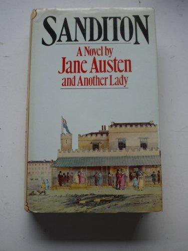 9780198125563: Sanditon: Facsimile of the Manuscript
