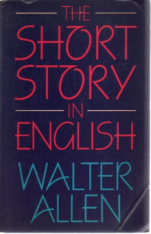 9780198126676: The Short Story in English