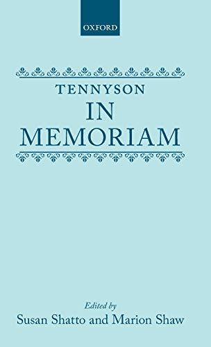 9780198127475: In Memoriam